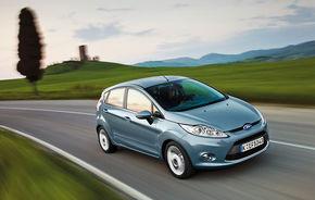 Ford va lansa Fiesta facelift în 2012