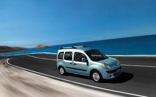 Recall de 9.000 unităţi Renault Kangoo