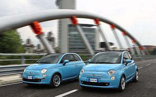 Chrysler stabileşte reţeaua de dealeri care va vinde Fiat 500 în SUA