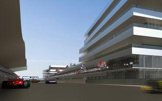 FOTO: Imagini proaspete cu noul circuit de F1 din India