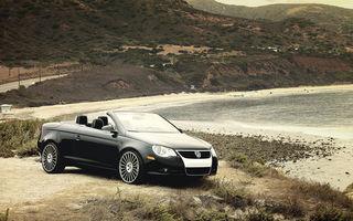"""Volkswagen Eos facelift împrumută """"faţa"""" lui Golf anul viitor"""