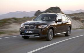 BMW X1 este cel mai bine vândut SUV premium din Europa în prima jumătate a anului