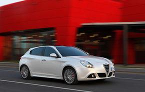 Alfa Romeo Giulietta a adunat 22.000 de comenzi în două luni
