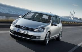 Topul celor mai vândute modele în luna iulie: Golf, Polo şi Fiesta