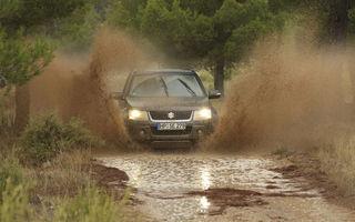 Suzuki organizează o probă monomarcă în cadrul Transsylvania Off Road Challenge