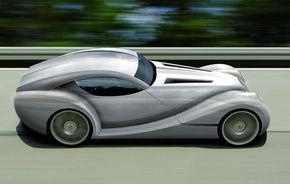 Morgan confirmă versiunea de serie a hibridului diesel LifeCar
