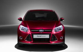 Ford va prezenta la Paris conceptul viitorului Focus ST