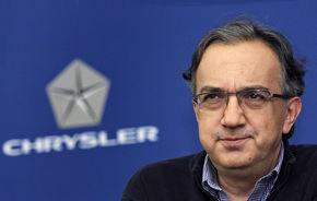 """Marchionne: """"E puţin probabil să înregistrăm profit la Chrysler în 2010"""""""