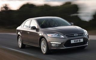GALERIE FOTO: Poze noi cu Ford Mondeo facelift