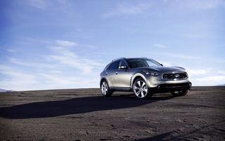 Infiniti va dezvolta un sistem de detecţie a obiectelor în mişcare din jurul vehiculului