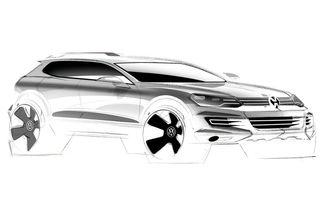 Volkswagen vrea să lanseze Touareg R, un SUV sportiv hibrid