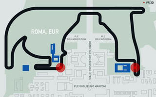 Roma va găzdui a doua cursă de F1 în Italia din 2012 sau 2013