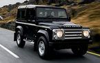 Land Rover va lansa un nou Defender peste patru ani