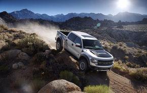 Ford a creat o nouă versiune de caroserie a lui F-150 SVT Raptor