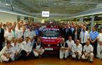 Record pentru VW Golf: 15 milioane de unităţi produse la Wolfsburg