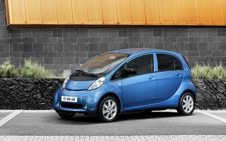 OFICIAL: Peugeot prezintă noul iOn, primul său vehicul electric