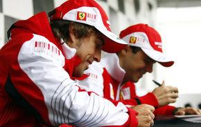 Alonso şi Massa nu vor participa la audierile FIA