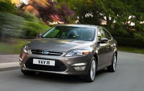 "Ford: ""Noul Mondeo facelift este un rival premium pentru Audi A4"""