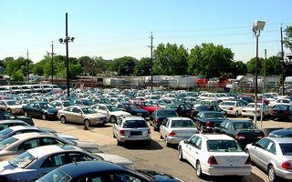 Persoanele fizice nu mai pot înmatricula autoturisme fără dovada plăţii TVA