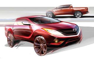 Noul Mazda BT-50 va debuta în Australia