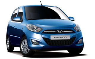 OFICIAL: Primele imagini cu noul Hyundai i10 facelift