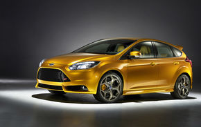 OFICIAL: Noul Ford Focus ST - 250 CP
