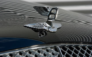 Bentley face un recall pentru sigla de pe grila radiatorului