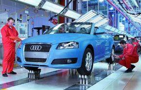 Audi va investi 900 mil. euro în uzina din Ungaria