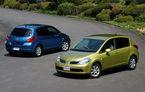 Nissan pregăteşte un rival pentru Volkswagen Golf
