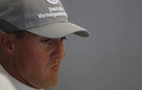 "Jordan: ""L-aş concedia imediat pe Schumacher"""