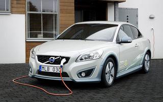 Volvo este gata să livreze primele unităţi C30 electrice