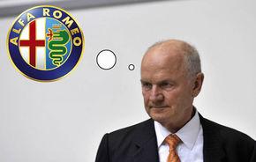 Şeful Volkswagen a confirmat interesul pentru Alfa Romeo
