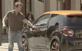 VIDEO: Sebastien Loeb promovează noul DS3 Racing