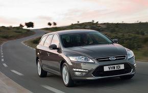 Viitoarea generaţie Mondeo va introduce noul design Ford