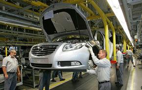 Opel va închide la sfârşitul anului uzina sa din Anvers, Belgia