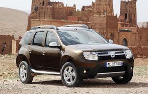 Dacia măreşte producţia lui Duster pentru a face faţă comenzilor