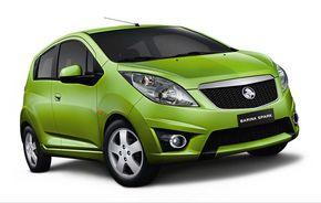 Chevrolet Spark va debuta în Australia sub sigla Holden