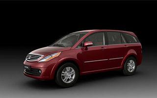 Tata Motors a lansat primul său crossover cu tracţiune integrală