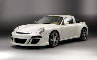 Ruf a prezentat un model bazat pe Porsche 911 Targa din 1967