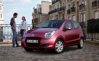 Suzuki Alto va primi sigla Volkswagen în India