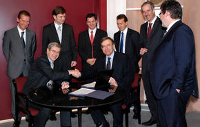 OFICIAL: BMW şi PSA Peugeot-Citroen vor dezvolta împreună hibrizi