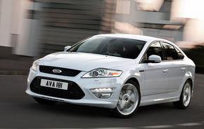 Noul Ford Mondeo facelift costă 22.200 de euro în România