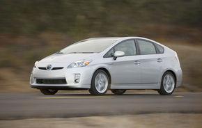 Toyota a deschis încă o fabrică pentru Prius