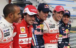 ANALIZA: Patru echipe în lupta pentru pole position