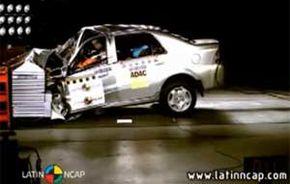 LatinNcap: Incă un rezultat dezastruos pentru Geely (video)