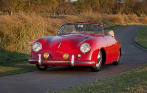 Porsche a găsit cel mai vechi model vândut în SUA