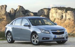 Chevrolet, marca cu cea mai mare creştere pe piaţa din România