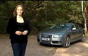 VIDEO: Fifth Gear testează Audi S5 Sportback