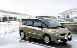 OFICIAL: Renault Espace facelift se prezintă