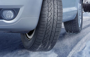Proiect de lege: anvelopele de iarnă, obligatorii din noiembrie până în martie!